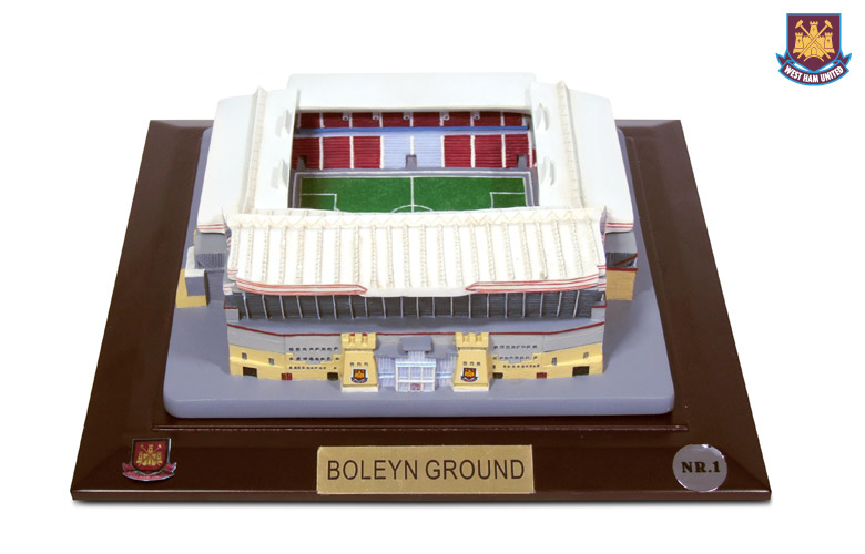 West Ham United - Boleyn Ground Stadium