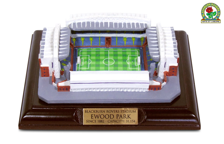 Blackburn Rovers - Ewood Park Stadium